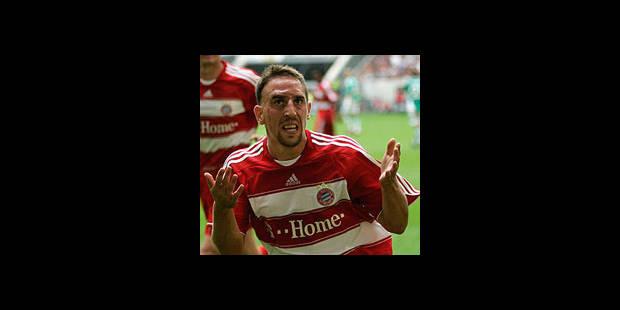 Ribéry rêve aussi d'autres clubs