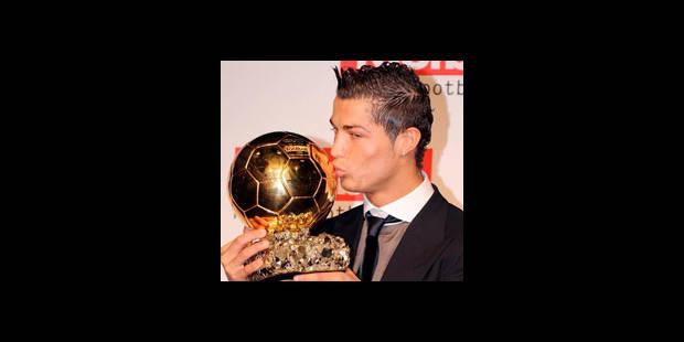 2008, l'année en or de  Cristiano Ronaldo - La DH