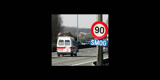 Dégradation de la qualité de l'air: les mesures des Régions - La DH