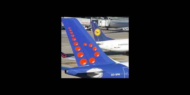 Baisse de 16% à Brussels Airlines - La DH