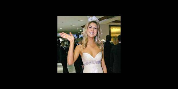 Miss Amérique perd une dent en direct - La DH