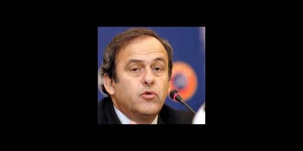 Platini veut la fin des transferts internationaux des mineurs - La DH