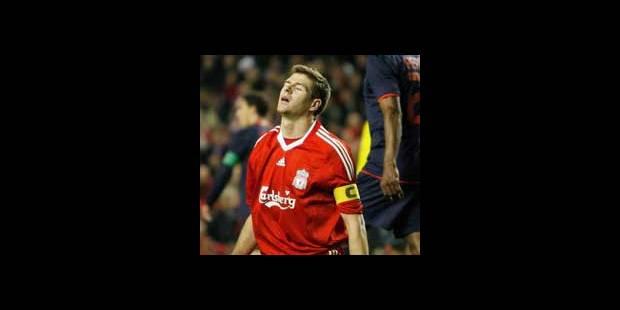 Gerrard veut terminer sa carrière à Liverpool - La DH