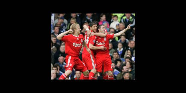 Liverpool, seul leader - La DH