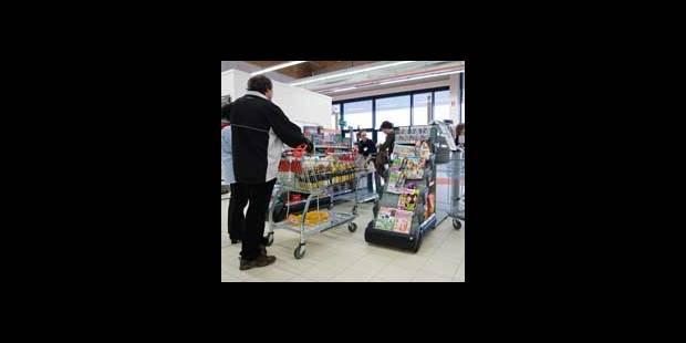 Carrefour: le blocage continue... - La DH