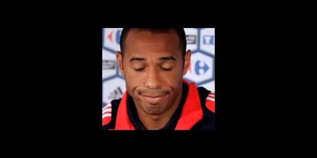 Thierry Henry pourrait quitter le Barça cet hiver - La DH