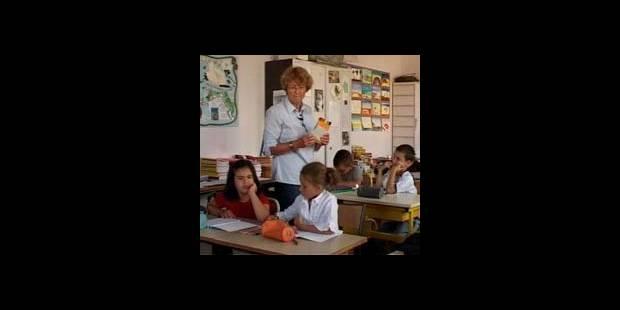 Obligée d'aller dans une école francophone - La DH