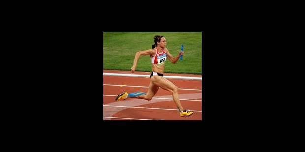 Athlétisme: tous les chiffres de la carrière de Kim Gevaert
