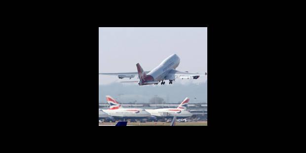 14 avions interdits de vol
