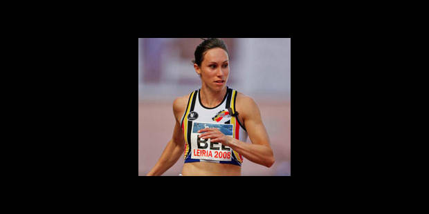 Athlétisme : Kim Gevaert gagne le 100 mètres - La DH