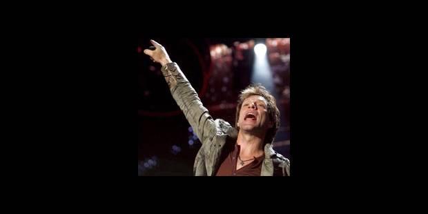 """Bon Jovi: """"Être sur scène : un honneur !"""""""