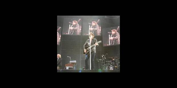 Bon Jovi en forme olympique