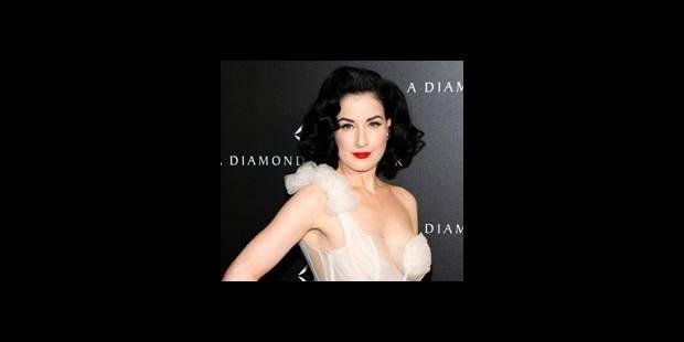 Dita Von Teese - Reine du glamour et de l'élégance - La DH