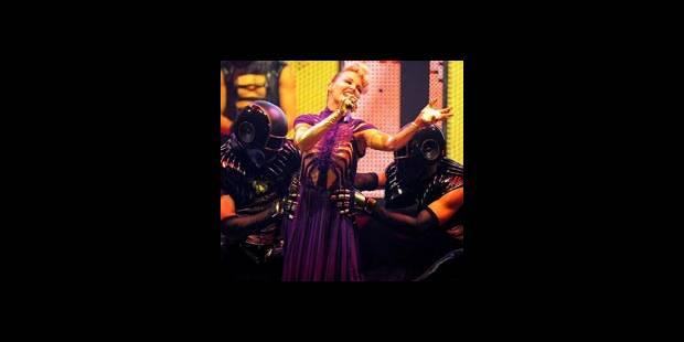 Kylie, l'autre Madonna