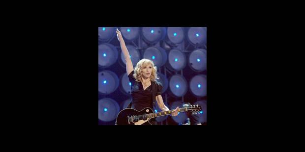 """Madonna : """"J'ai l'habitude d'être la diva"""""""