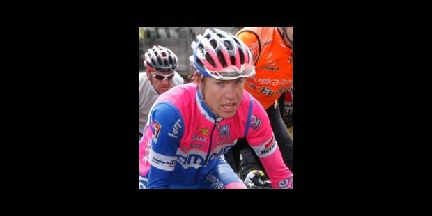 Amstel Gold Race: victoire de Cunego ! - La DH
