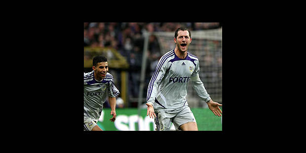 Anderlecht se positionne! - La DH