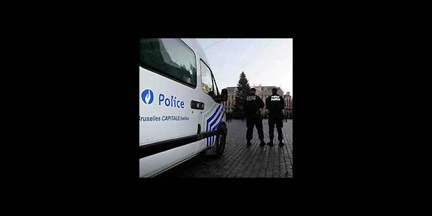 Police en manque de 3000 personnes - La DH