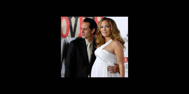 Jennifer Lopez a accouché d'une fille et d'un garçon - La DH