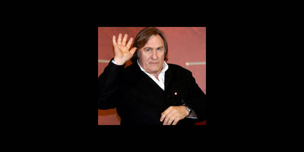 Depardieu à Charleroi - La DH