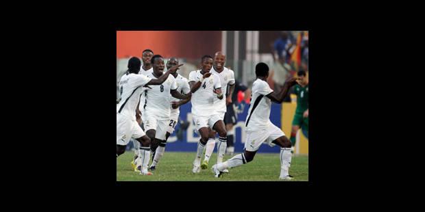 Le Maroc éliminé de la CAN, le Ghana et la Guinée passent