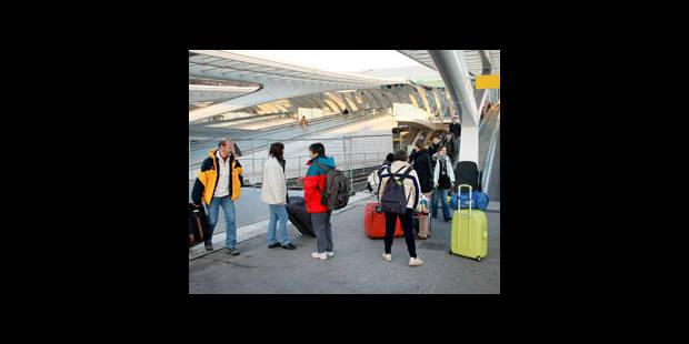 Les  accompagnateurs de train à nouveau en grève - La DH