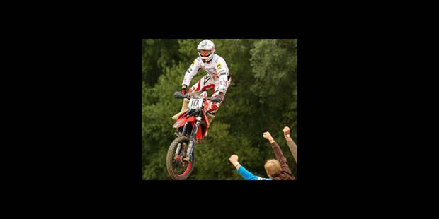 Le Motocross à Namur, c'est fini !