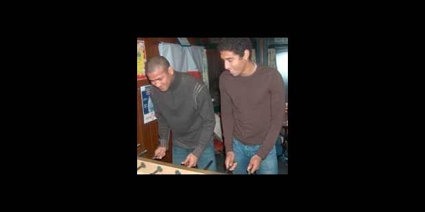 Dante et Espinoza battus au kicker - La DH