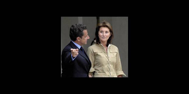 Les Sarkozy divorcés civilement