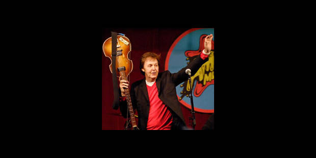 McCartney fait taire son ex en lui versant 105 millions d'euros - La DH