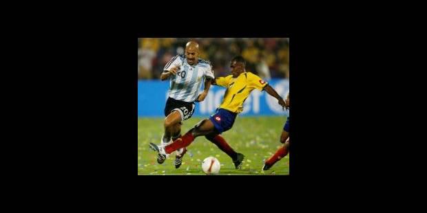 Copa America: Argentine, Paraguay et Venezuela en quarts