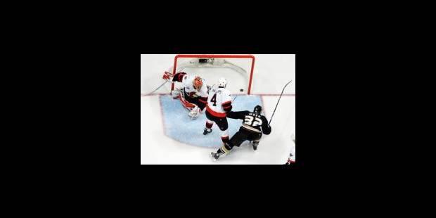 La Stanley Cup pour Anaheim