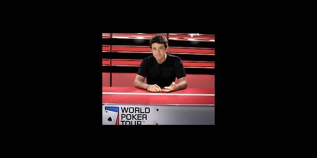 ''J'ai un projet de film sur le poker''  - La DH