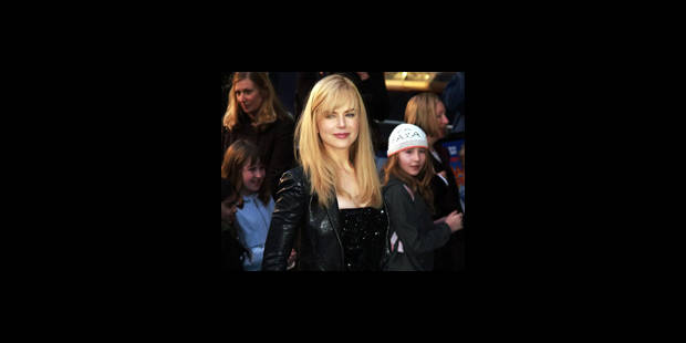 Nicole Kidman est enceinte