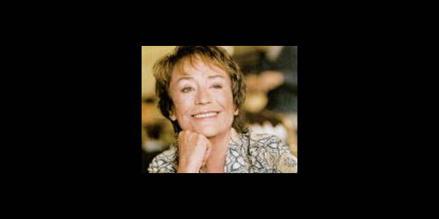 Annie Girardot atteinte de la maladie d'Alzheimer - La DH