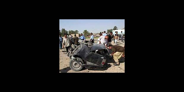 Plus de 70 morts en Irak - La DH