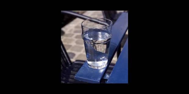 Toujours plus d'eau - La DH