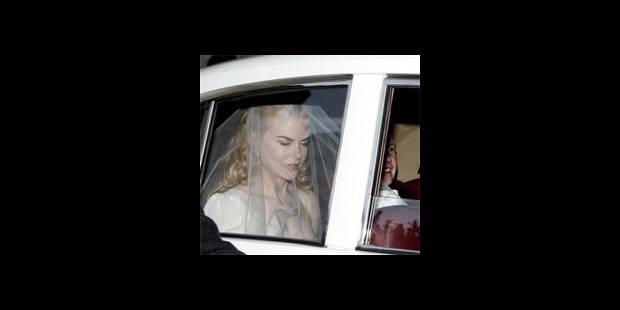 Nicole Kidman et Keith Urban se disent ''oui'' - La DH