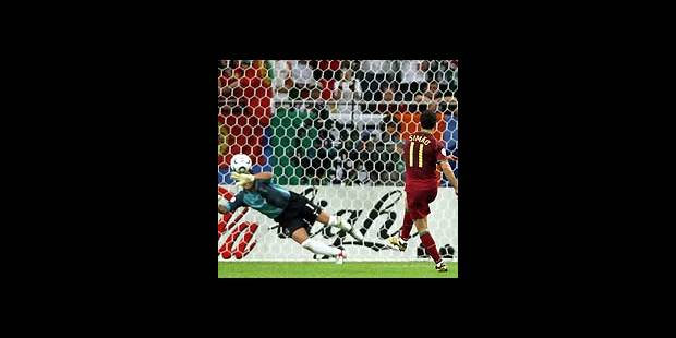 Portugal et Mexique qualifiés - La DH