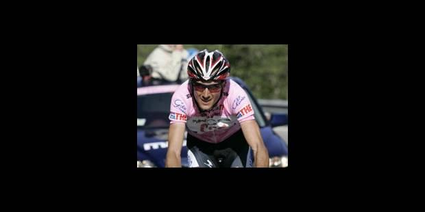 Victoire finale de Basso - La DH