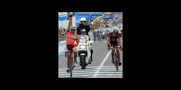 Tour d'Italie: succès colombien dans une étape de transition