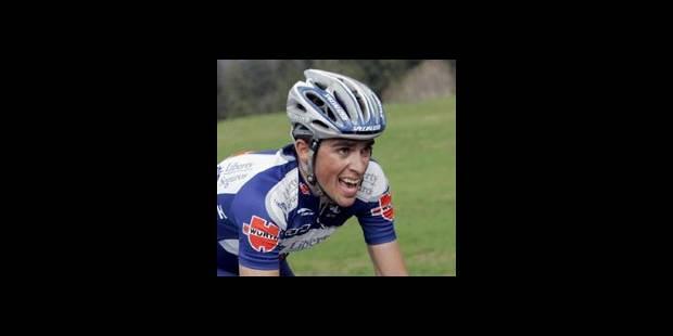 Tour de Romandie - 3e étape: coup double pour Contador - La DH