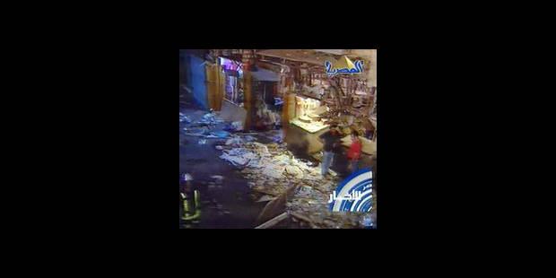 Triple attentat en Egypte - La DH