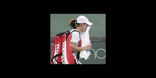 Tournoi WTA de Miami - Henin déjà éliminée! - La DH