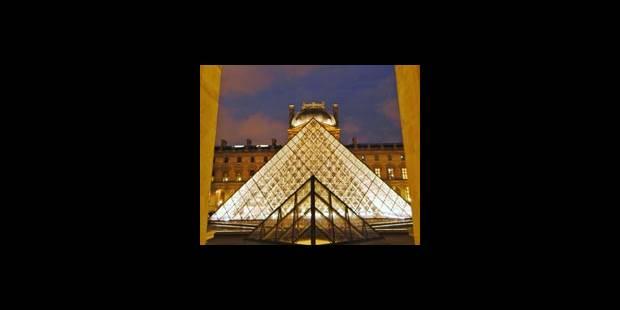 Première mondiale au Louvre