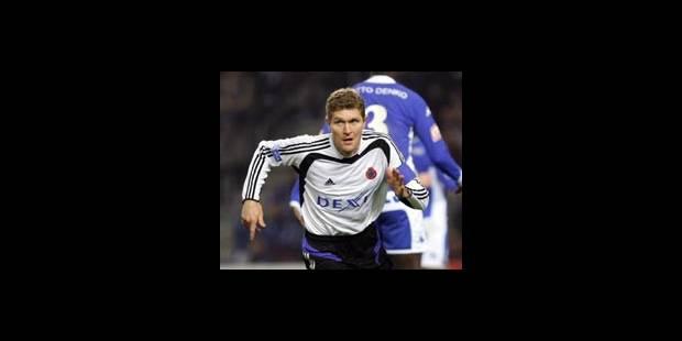 Gert Verheyen prolonge au FC Brugeois jusqu'en 2007 - La DH