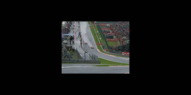 Grand Prix Wallonie-Luxembourg - La DH