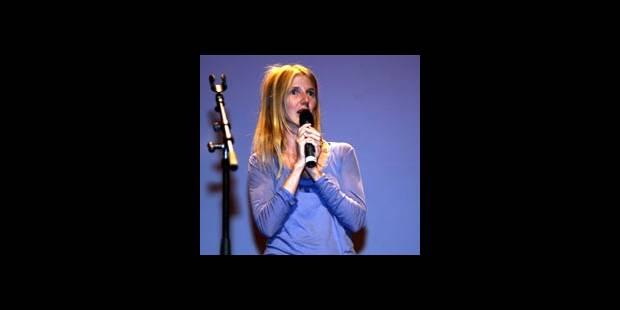 La godiche a donné son premier vrai concert à Namur - La DH