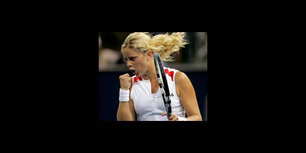 26 ème titre pour Kim Clijsters