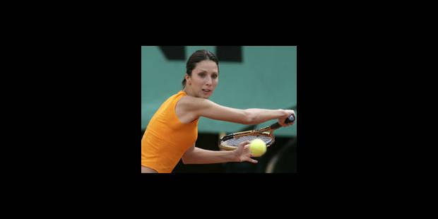 Myskina éliminée, Federer et Nadal en douceur - La DH